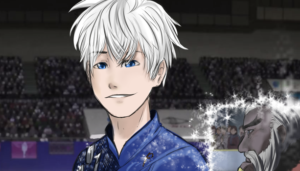 Jack Frost on Ice by Fureeze