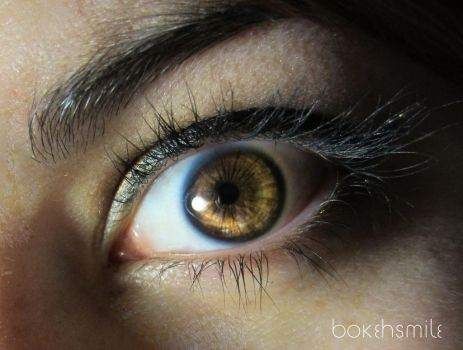 Brown Eyed Girl by BokehSmile
