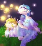 Fireflies  by anonymous1anonymous