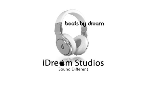 Beats by Dream..iDream Studios by plutonash