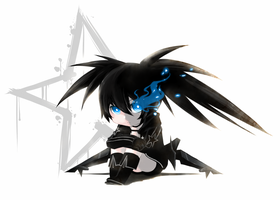 Black Rock Shooter The Game by daniwae