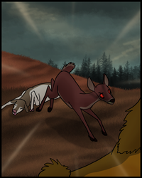 Doe of Deadwood: Pg148 by Songdog-StrayFang