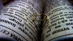 Ring and books