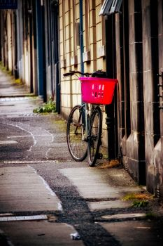 Bicycle by MikeHeard