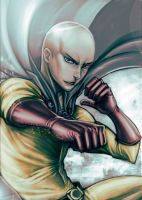 Saitama Normal Ver. by mecharune