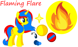 Flaming Flare (OUTDATED) by xXMaiKhanhFlareXx