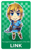 Link (Breath of the wild) [Chibi Collection] by Rayhak