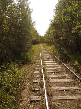 Railroad, Unedited by tudybeck