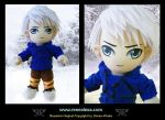 Jack Frost - Rise of The Guardians 2012 by renealexa-plushie