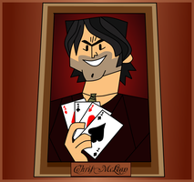 Poker McLean by Schikibon