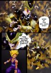 Cell vs. Gohan Part 7 - p2 by SUnicron
