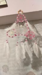 Bejeweled dream catcher by PikachuLover1988