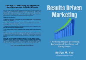 Marketing Print Cover by Dafeenah
