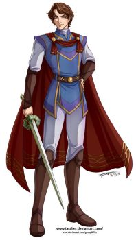 :Commission: Phillip by Taralen
