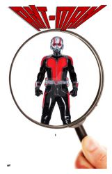 Ant-Man by nathanobrien