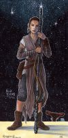 Rey by Phraggle
