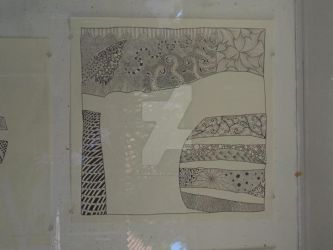Zentangle Assignment by goldenspider
