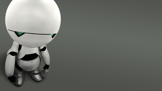 Marvin Wallpaper (1920x1080) by Nonexistent-One