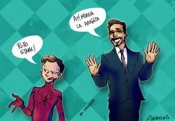 Spiderman Homecoming by Blajod