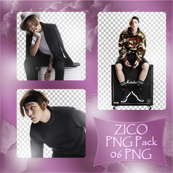 ZICO PNG PACK by exostangalaxy