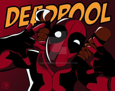 Deadpool by Lehvorak