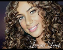 leona lewis by Swezzels