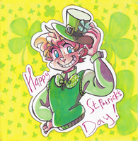 Happy Saint Patricks Day! by Selebushka