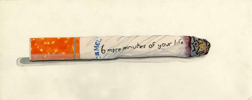 Cigarette by Relative2Reality