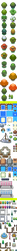 Pokemon Gaia Project Tileset (COMPLETE-ISH) by PixelMister