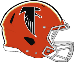 Revolution Speed Falcons 1966-1969 Helmet by Chenglor55