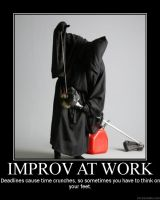 Improv At Work by Balmung6