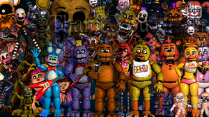 Fnaf Thank You Extended by AgusZafiro800