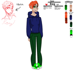 Roy Ref Sheet by theartisan2