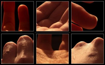 Fingers, hand and fingers by Janush1
