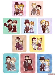 FMA Couples by Sacchii