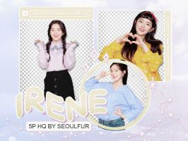 IRENE / RED VELVET / PNG PACK by seoulfur by seoulfur