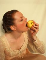 Apple Portrait 3 by chamberstock