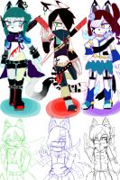Adopts 1/6 OPEN by Lingering-Horizon