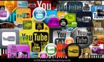 272 YouTube Icons Promo Pack by WebTreatsETC