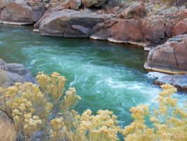 Whitewater calming by greenunderground
