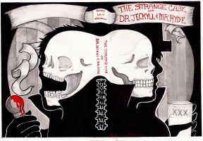 Dr. Jekyll and Mr. Hyde. by DarlingDeerest