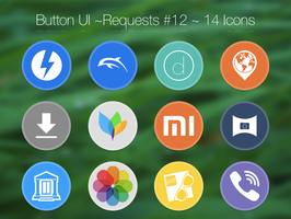 Button UI ~ Requests #12 by BlackVariant