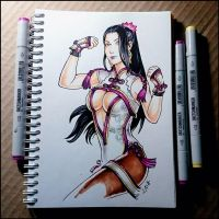 Instaart - Luong by Candra