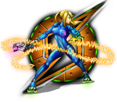 Zero Suit Rebooted by Cryophase