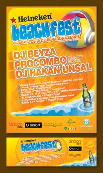 BeachFest at izmit - kerpe by can