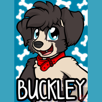 Badge - Buckley by CindersDesigns