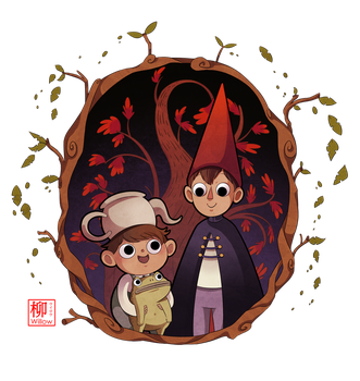 Over The Garden Wall by Willow-San