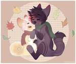 There's nothing like you and I by Fallenpeach