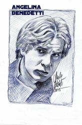 Han Solo Ballpoint Pen - Hoth by AngelinaBenedetti