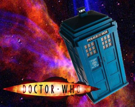 Time Travel-Dr. Who by ginabina007